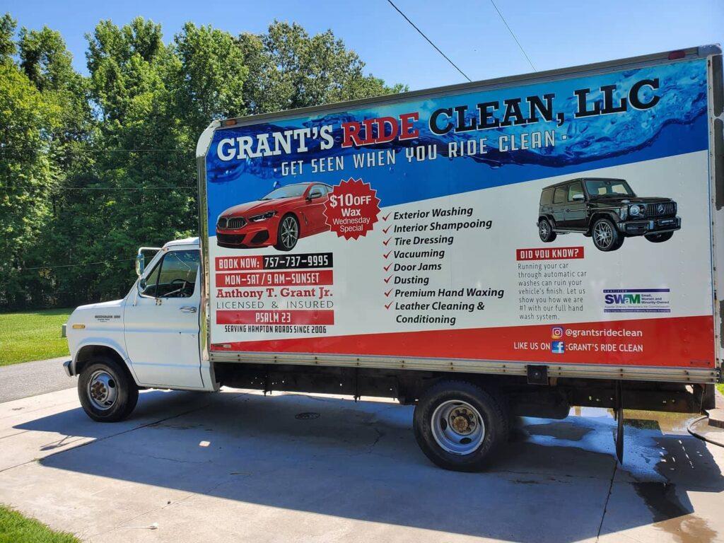 Grants Ride Clean, LLC